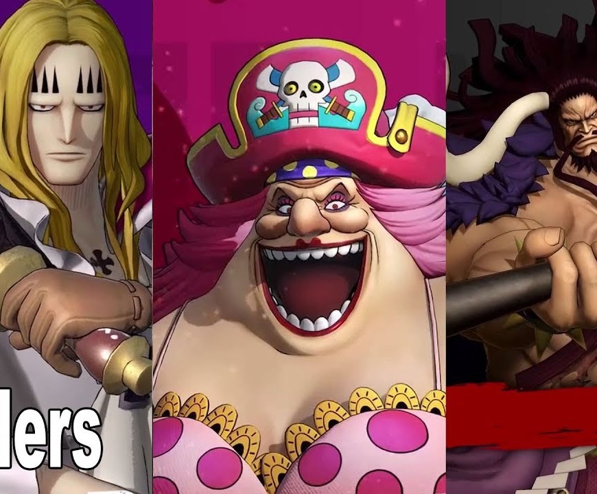 The trailers for characters, Basil Hawkins, Charlotte Linlin (Big Mom), and Kaido, have been released by Bandai Namco.One Piece: Pirate Warriors 4 is set to be released on the Nintendo Switch, PlayStation 4, and Xbox One on March 26, 2020 in Japan. The very next day, the game will be released worldwide and on PC.