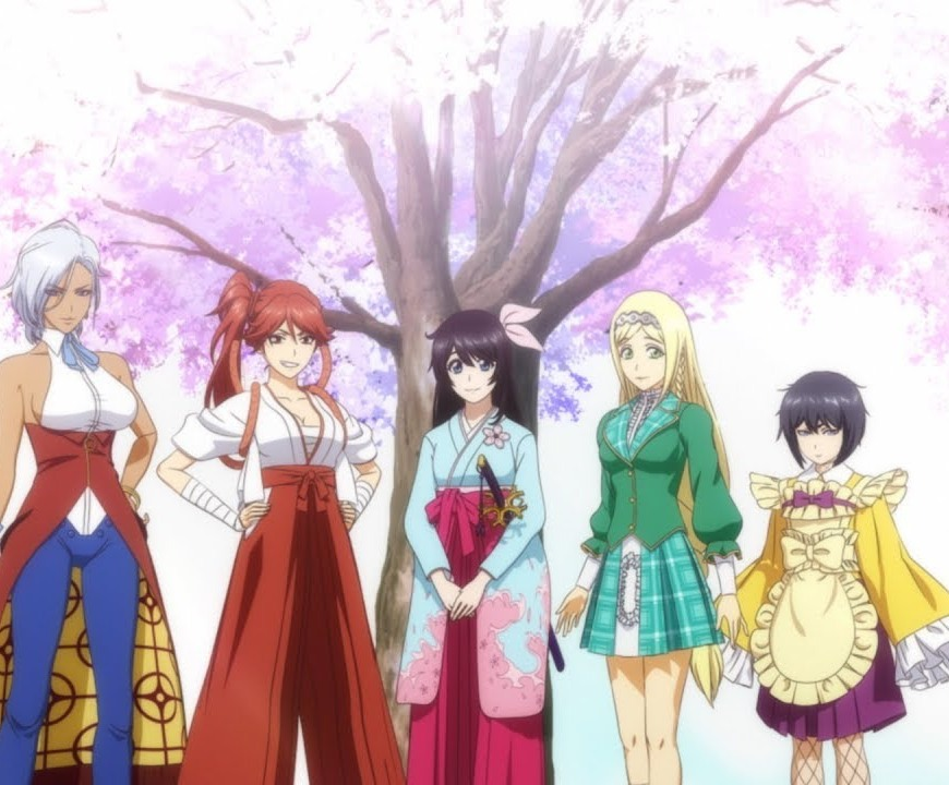 A woman named Clara is brought by a man named Kamiyama to the Floral Division of the Imperial Combat Revue. Clara is the sole survivor of the Moscow Combat Revue. With Kamiyama's words, Sakura and the other members of the Floral division welcome Clara to their troop.