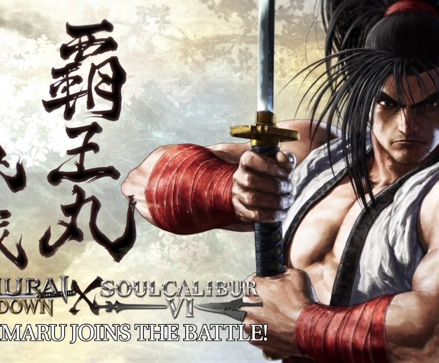 Bandai Namco released a trailer during the SoulCalibur VI's EVO Japan 2020 tournament introducing Haohmaru from Samurai Shodown.