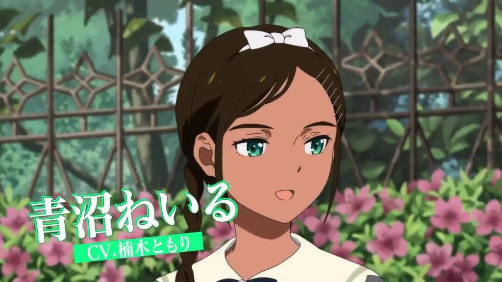 Wonder Egg Priority Anime Unveiling Trailer