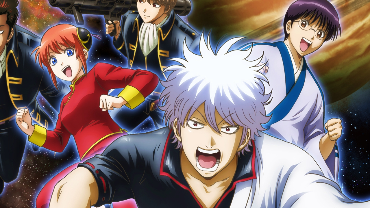 Gintama 'The SEMI-FINAL' Anime Trailer Depicts Theme Song