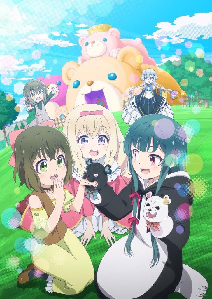 2nd Season of Kuma Kuma Kuma Bear Anime Revealed