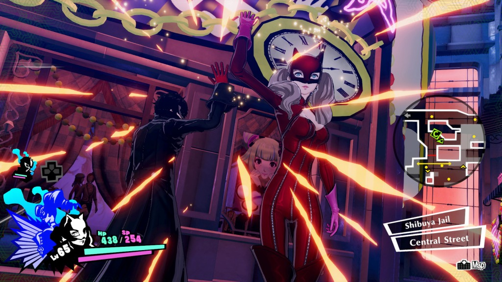 Persona 5 Strikers - Announcement Trailer for Playstation 4, Nintendo Switch, and PC Gameplay