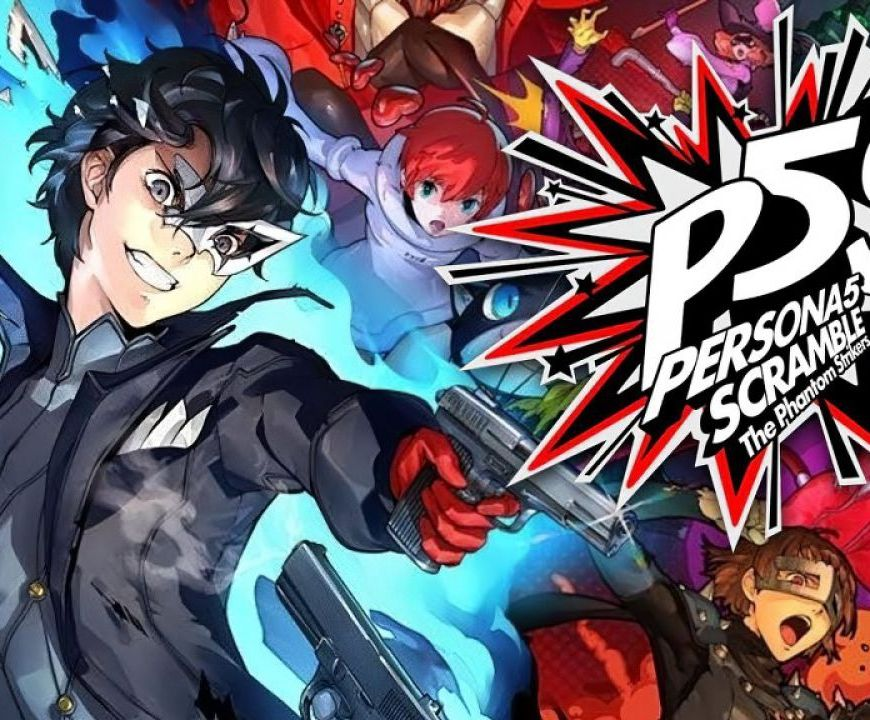Persona 5 Strikers - Announcement Trailer for Playstation 4, Nintendo Switch, and PC