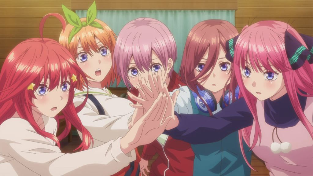 The Quintessential Quintuplets Anime Season 2's Full Promo Video Announcement!