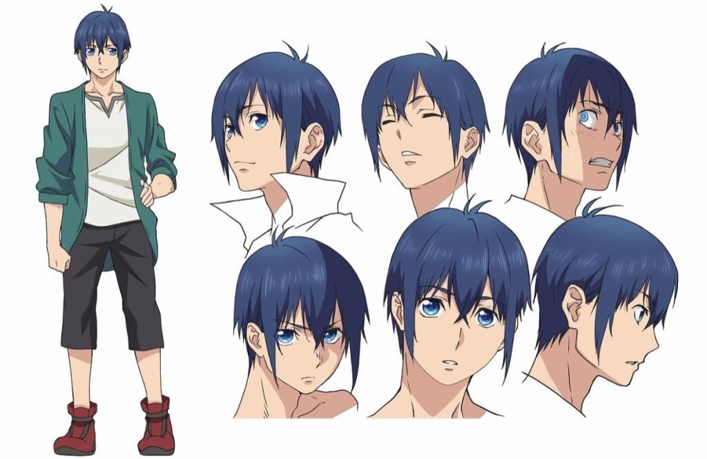 Staff and Cast announced for World's End Harem Anime Adaptation Taichi Ichikawa as Reito Mizuhara