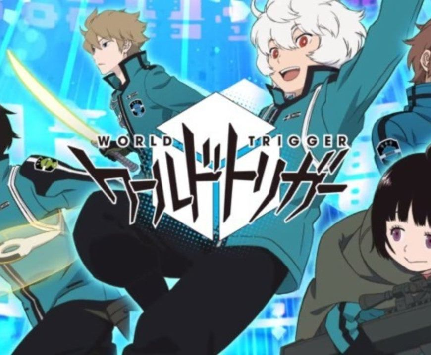 3rd Season of Anime World Trigger Announced