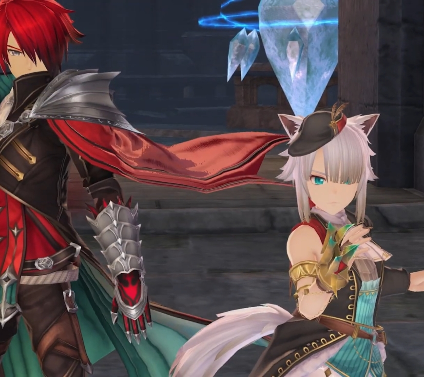 ys ix 9 monstrum nox red king white cat release story trailer characters profile nintendo switch playstation nox pc nis america