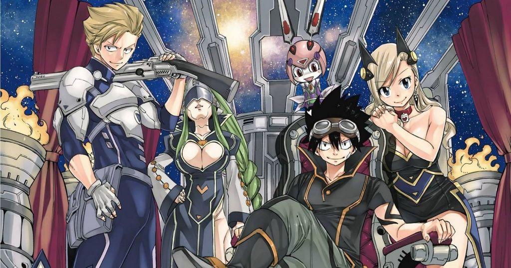 Anime Edens Zero Premieres on April 10